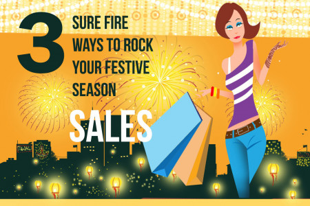 Ways to rock your festive season Infographic