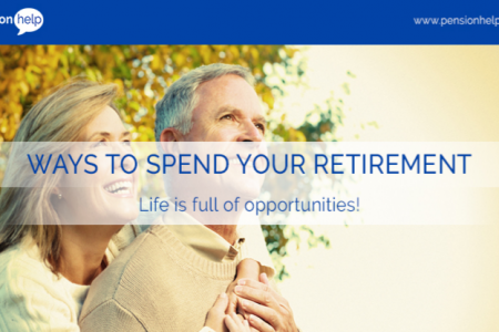 Ways To Spend Your Retirement Infographic