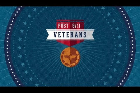 We Are Post 9-11 Veterans Infographic