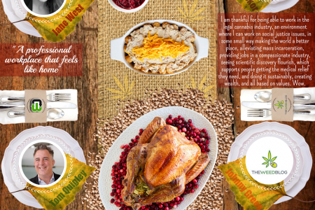 We Are Thankful Infographic
