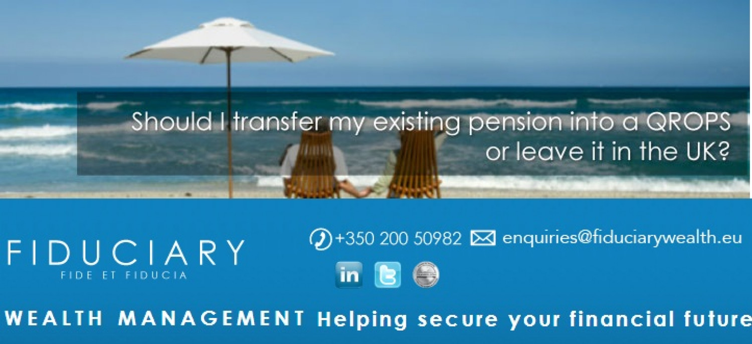 Wealth Management Europe - fiduciarywealth.eu Infographic