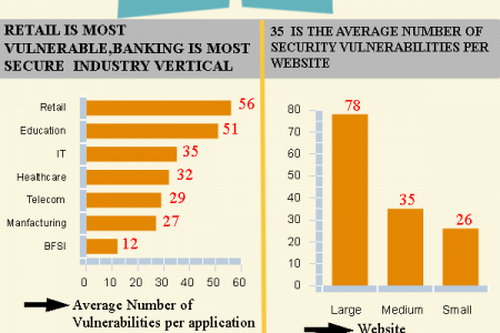 Web Application Vulnerability Statistics of 2012 Infographic
