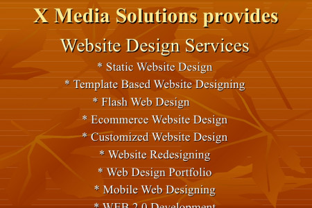 Web Design chennai Infographic