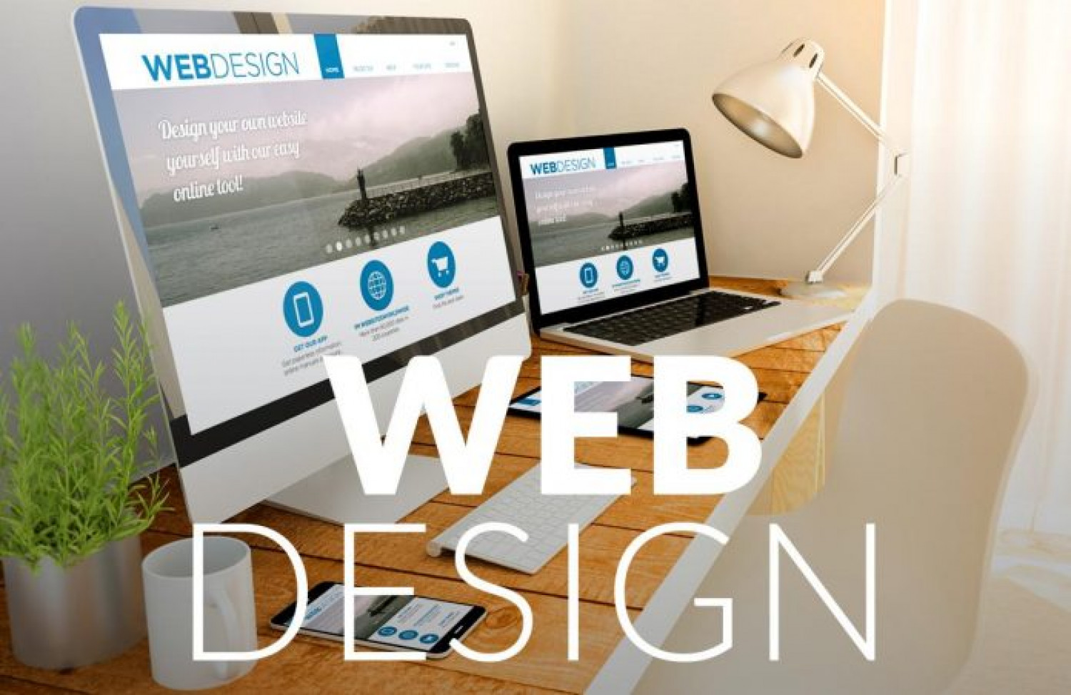 Web Design Services in Chicago | Website Development Company US Infographic