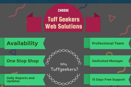 Web development company in mohali Infographic