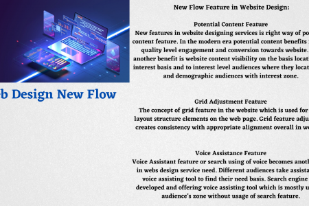 Website Design New Changes Flow to Follow  Infographic