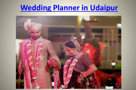 Wedding Planner in Udaipur Infographic