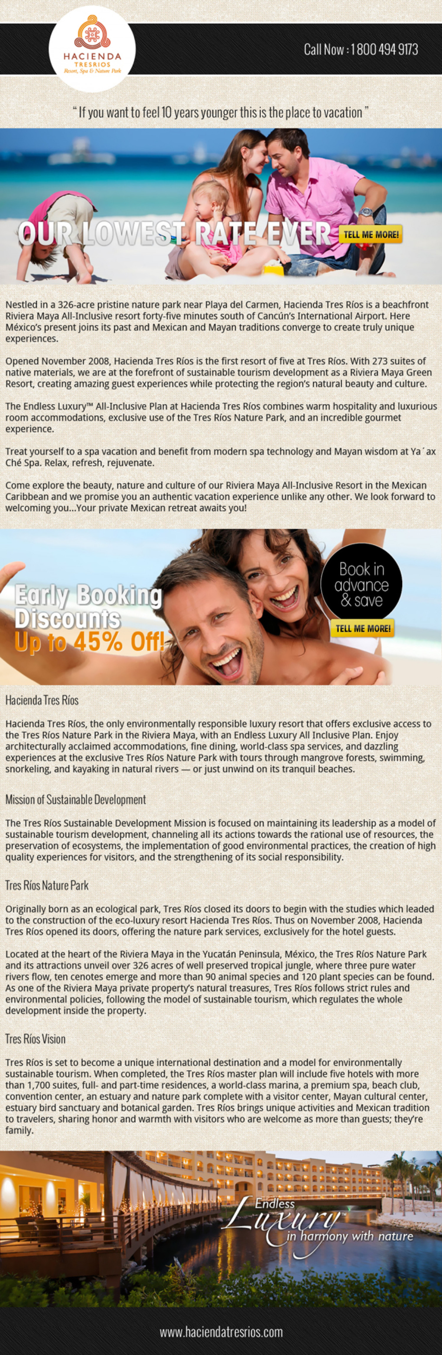 Wedding playa del carmen Infographic