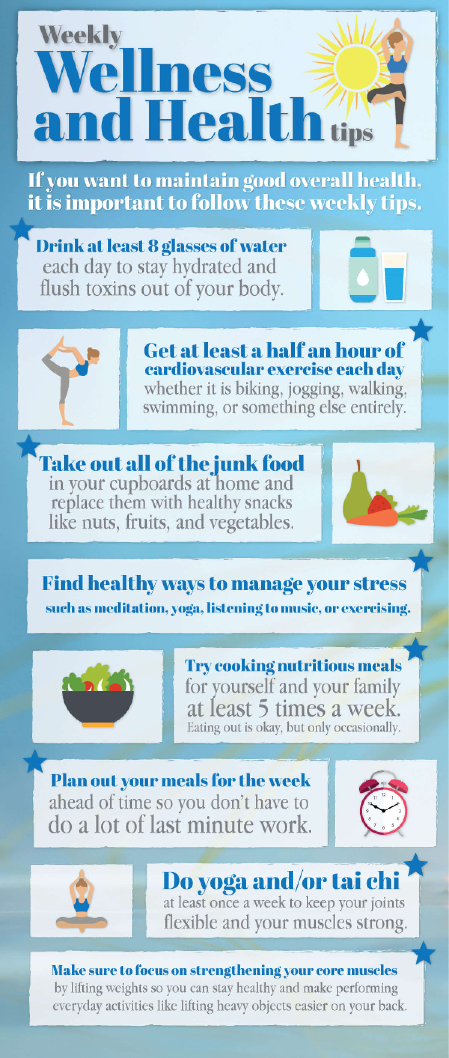 Related Keywords & Suggestions for health and wellness tips
