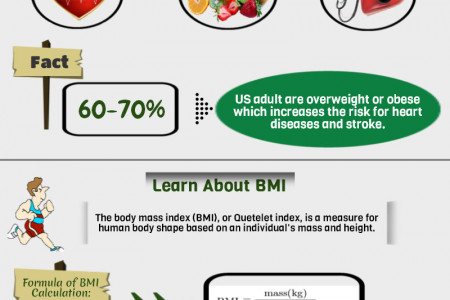 Weight Loss Solutions Infographic