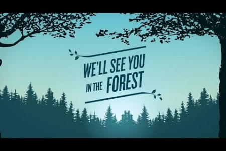 We'll See You In The Forest Infographic
