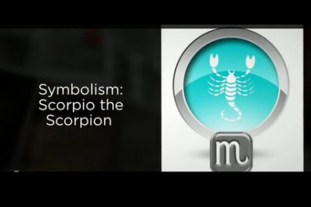Western Astrology: Scorpio Infographic