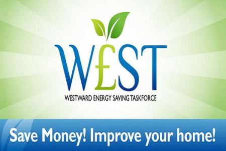 Westward Housing Group: Supplying green and efficient heating systems Infographic