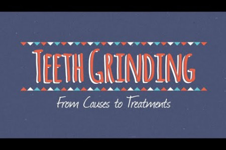 What are the Causes of Teeth Grinding? Infographic