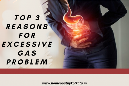 What Are The Top Reasons For Excessive Gas Problem? Infographic