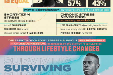 What Causes Workplace Stress? Infographic