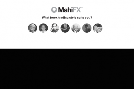 What Forex Trading Style Suits You? - The Trend Trader Infographic
