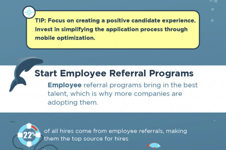 What Happened to Hiring the Best of the Best? Here's How to Find the Best Catch Infographic