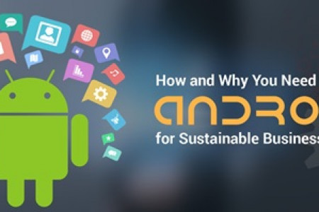 What, how and why you need Android for sustainable business growth? Infographic