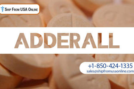 What is Adderall? And Where can I Buy Adderall Online Without Prescription easily? Infographic