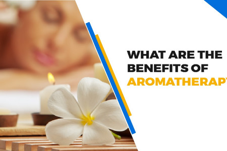 What is Aromatherapy and how does it help? Infographic