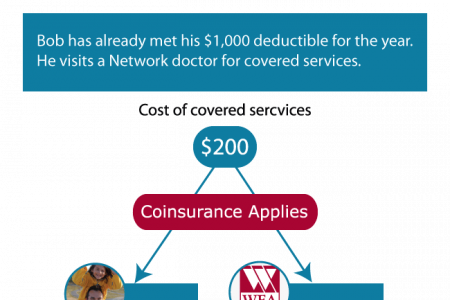What is Coinsurance? Infographic