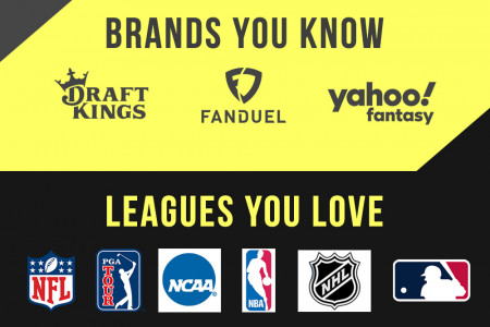 What is Daily Fantasy Sports? Infographic