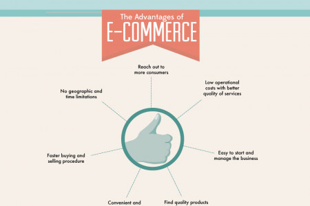 What is E-Commerce? That is the Question Infographic
