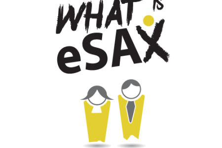 What is eSAX Infographic