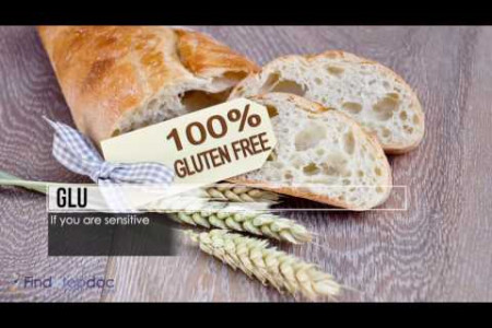 What is Gluten? Infographic