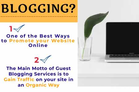 What is Guest Blogging Infographic