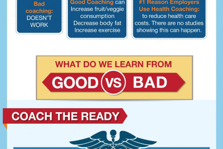 What Is Health Coaching  Infographic