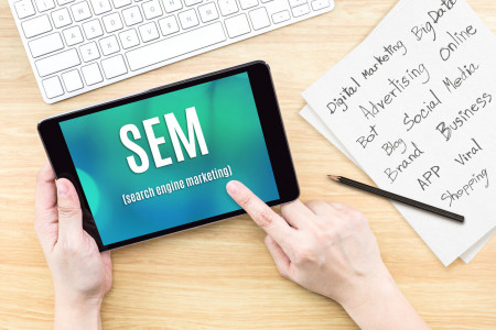 What Is Search Engine Marketing? Infographic