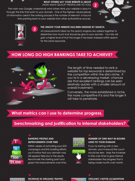 What is Search Engine Optimization? Infographic