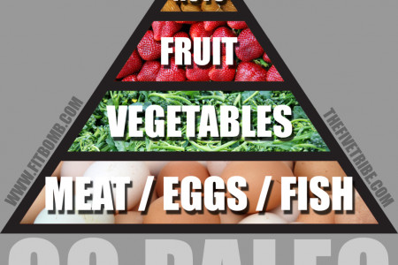 What Is The Paleo Diet? Infographic
