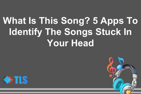 What is this song 5 apps to identify the songs stuck in your head  Infographic