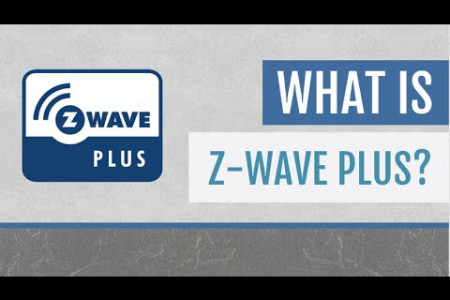 What Is Z-Wave Plus Infographic