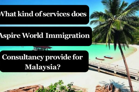 What kind of services AWS provide for Malaysia? Infographic