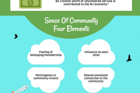 What Makes a Community Infographic