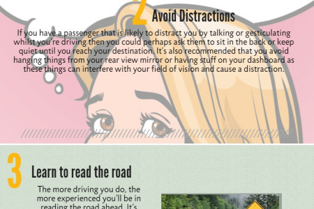 What Makes A Good Driver? Infographic