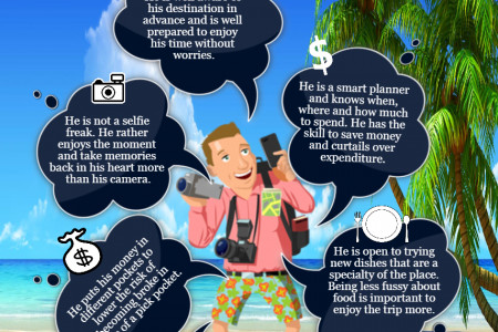 What Makes An Ordinary Traveler To A Master Traveler Infographic