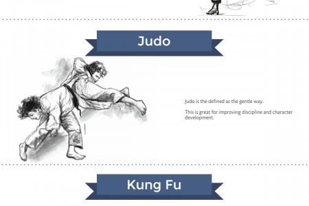 What Martial Arts Suits You? Infographic