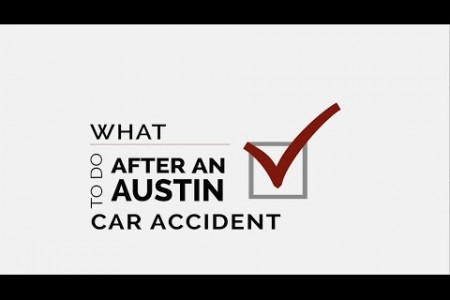 What to Do After an Austin Car Accident Infographic