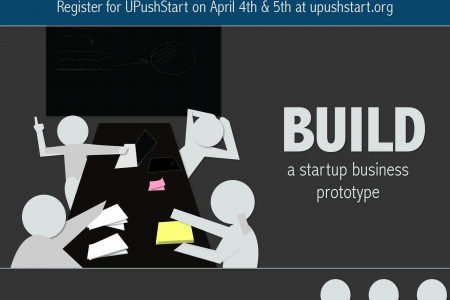 What to do at UPushStart Infographic