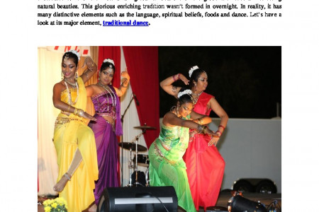 What To Know About Sri Lankan Cultural Dance Infographic