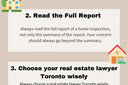 What to Look for During Your Home Inspection? Infographic