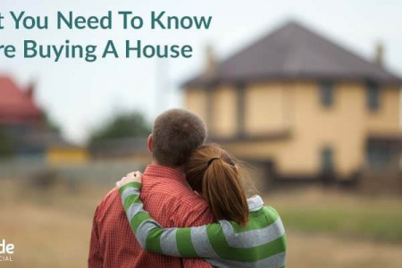 What You Need To Know Before Buying A House Infographic