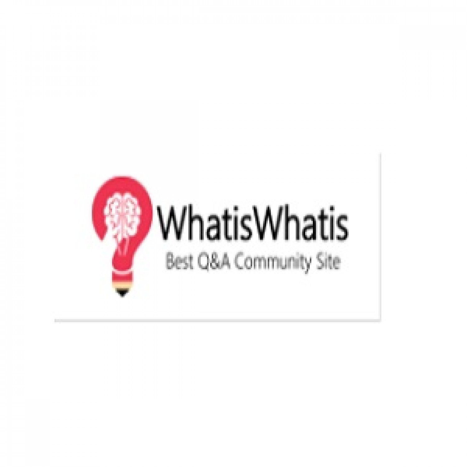 whatis whatis Infographic