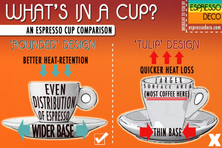 What's In A Cup? Infographic