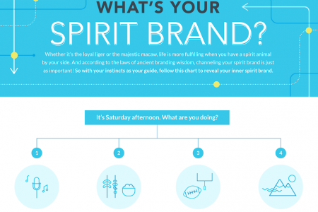 What's Your Spirit Brand? Infographic